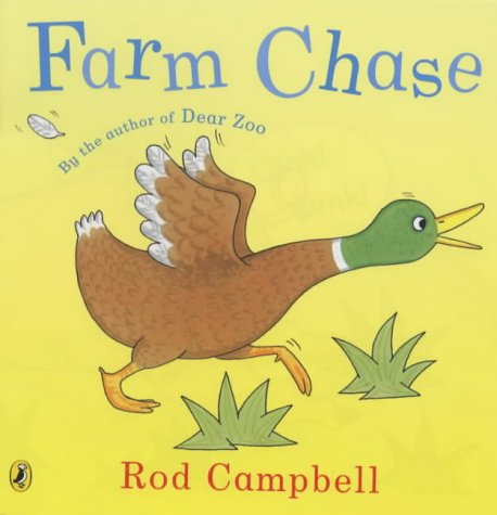 Farm Chase Lift The Flap (Picture Puffin) pdf