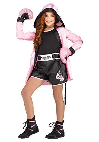 Fun World Tough Girl Boxer Child ()