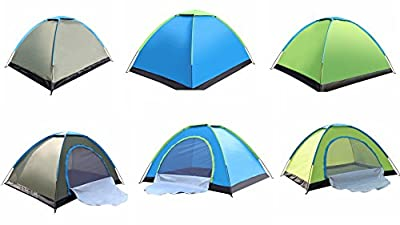 Techcell 2 Person Tent Camping Instant Tent Waterproof Tent Backpacking Tents for Camping Hiking Traveling