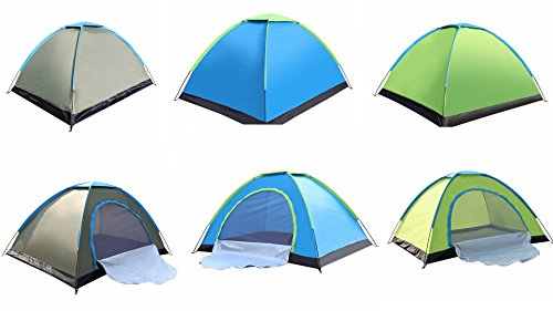 Techcell 2 Person Tent C&ing Instant Tent Waterproof Tent Backpacking Tents for C&ing Hiking Traveling  sc 1 st  All4Hiking & Techcell 2 Person Tent Camping Instant Tent Waterproof Tent ...