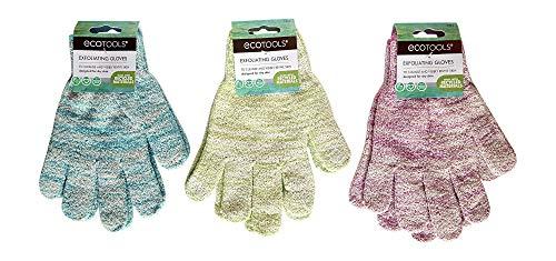 Ecotools Exfoliating Gloves Variety Pairs