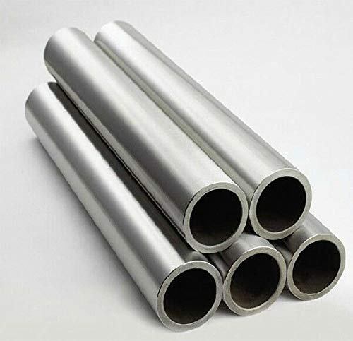 Wall 4mm Length 800mm 1 Piece Titanium Ti Grade 5 Tube Tubing OD 60mm x 52mm ID
