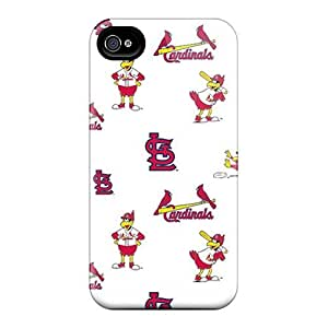 Anti-scratch And Shatterproof St. Louis Cardinals Phone Cases For Iphone 6plus/ High Quality Cases by ruishername