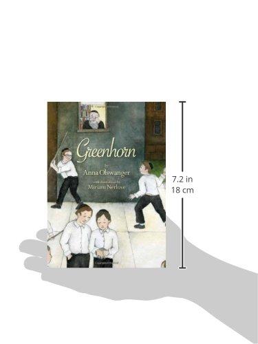 Greenhorn: Amazon.es: Anna Olswanger, Miriam Nerlove: Libros ...