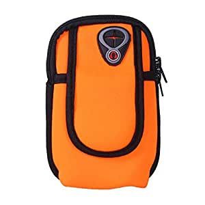 Gym Running Jogging Sports Armband case cover holder For Smartphone Cards Keys