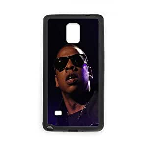 Samsung Galaxy Note 4 Cell Phone Case Black Jay Z Concert Music Artist Hiphop LSO7743789