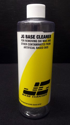 Technichem Corporation JG BASE CLEANER, Ski Base Cleaner (4-16oz Bottles)