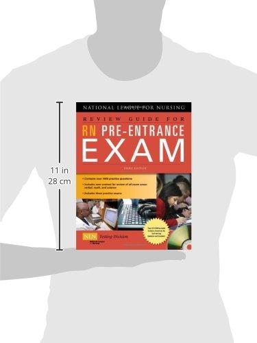 Rn pre entrance exam