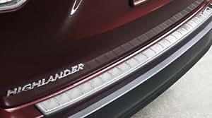 Genuine Toyota (PU060-48214-P1) Bumper Protector, Rear