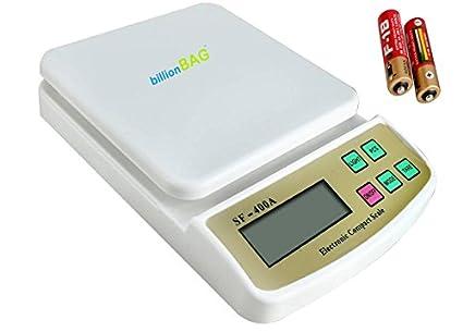 buy billionbag electronic digital sf 400a 7 kg with battery best
