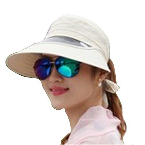 70136e1ec4f Autek Popular New Ladies Solar Face Shield Cycling Sun Hat Sun cap ...
