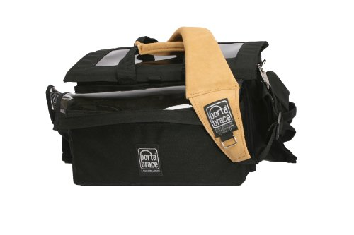 PortaBrace AO-2XB Camera Case (Black) by PortaBrace