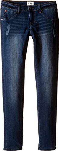 HUDSON Big Girls Crop Jean, Lexington Wash, 7 by HUDSON
