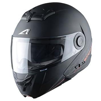 rojo//gris Astone Helmets rt800-line-rgl casco Moto RT 800/LINETEK