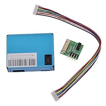 Lychee PLANTOWER PM2.5 DUST Sensor PMS7003 G7 Digital Dust Concentration Sensor: Amazon.com: Industrial & Scientific