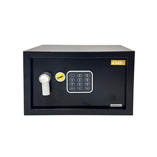 OBI Caja de Seguridad Digital para Valores 31X20X20 Cm Chica E20DK