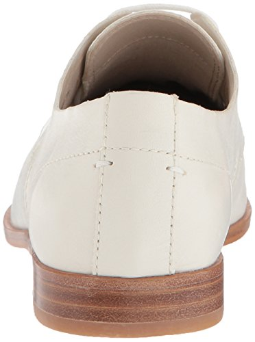 Leather Women's Flat White Off Oxford Dolce Pixyl Vita 1qvwa4