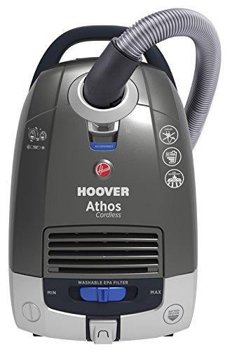Acquisto Hoover ATC18LI Aspirapolvere Cordless, 5 Litri, Titanio/Blu Prezzo offerta