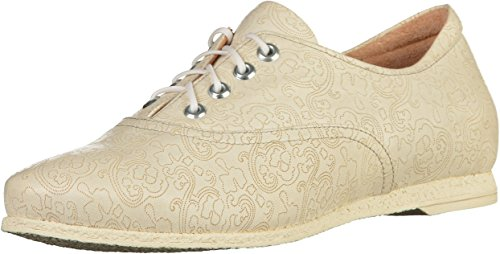 Beige Womens 1 81729 Think Lace Ups TZnXOWnqvU