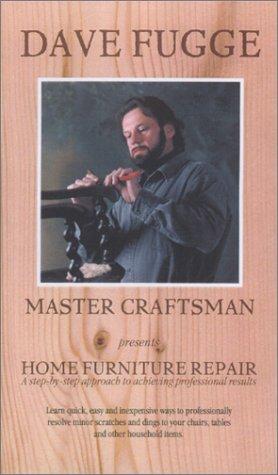Amazon.com: Home Furniture Repair With Dave Fugge [VHS]: Jr. Edward N.  Hoyt, David M. Fugge: Movies U0026 TV