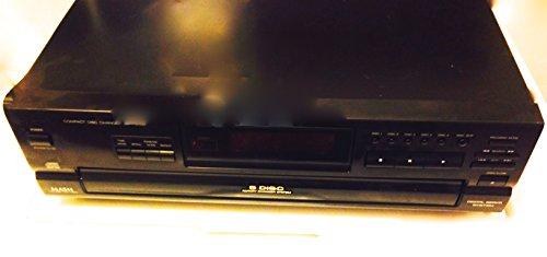 Panasonic 5 CD Player SL-PD469 (Cd Players Home Panasonic)