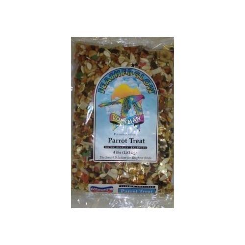 Volkman Seed Featherglow Parrot Treat 4lb