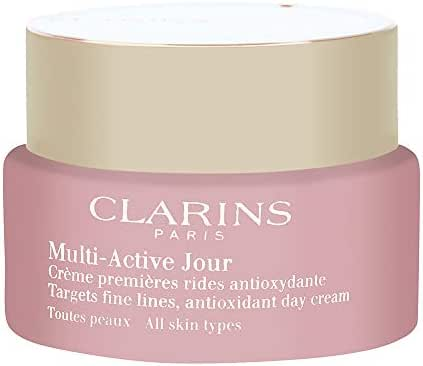 Clarins Multi-Active Jour/Day Cream SPF 20 All Skin Types - 1.7 oz