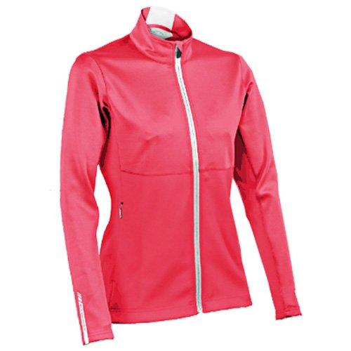 Sun Mountain 2017 Women's Thermalflex Jacket (Coral-White, Small) ()
