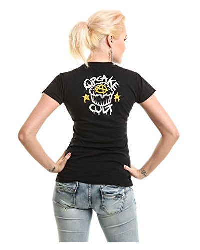 Cupcake Cult T-Shirt Voodoo L