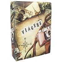Album de Fotos Viagem 500 fotos 10x15-97760