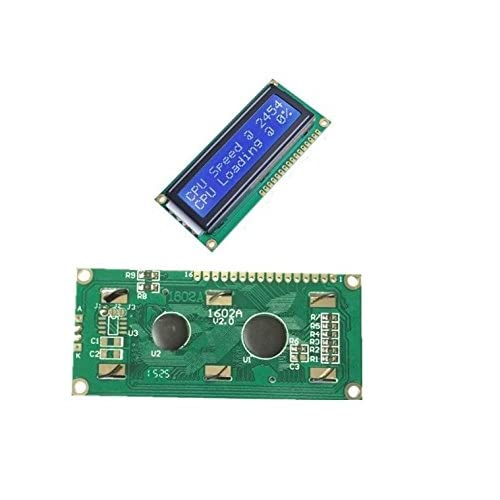 HD44780 1602 Module LCD affiche des caractères 2x16 well-wreapped