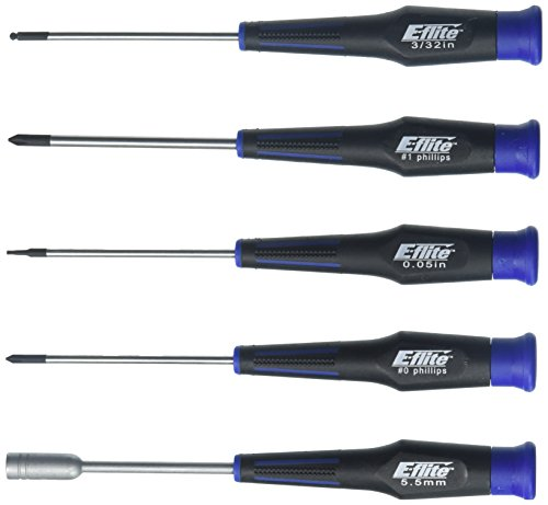 E-flite Park Flyer Tool Assortment 5 pc (Rc Park Flyers)
