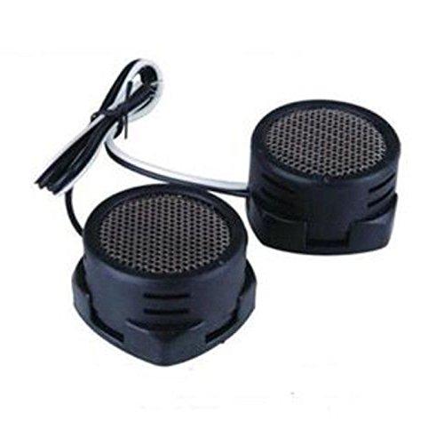 Paire de mini haut-parleurs Tweeters 500/W pour voiture