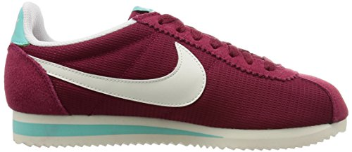 Nike 844892-610, Chaussures de Sport Femme, Rouge red