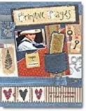 img - for Primitive Pages How to Book by Pine Cone Press by Darcy Christensen & Cindy Knowlee Scrapbooking (Primitive Pages) (Primitive Pages) book / textbook / text book