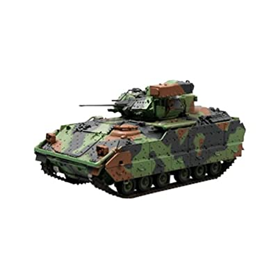 Easy Model M2 & M2A2 -M2 &M2A2 Die Cast Military Land Vehicles