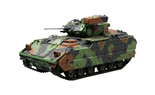 Easy Model M2 & M2A2 -M2 &M2A2 Die Cast Military Land Vehicles from Easy Model