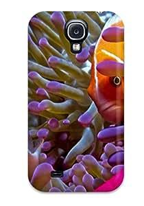 New Fish Ocean Tpu Case Cover Anti Scratch Phone Case For Galaxy S4