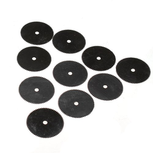 [22mm Stainless Round Cutting Awtooth Saw Blade Rotary Discs Grinder] (Mohawk Halloween Costumes)