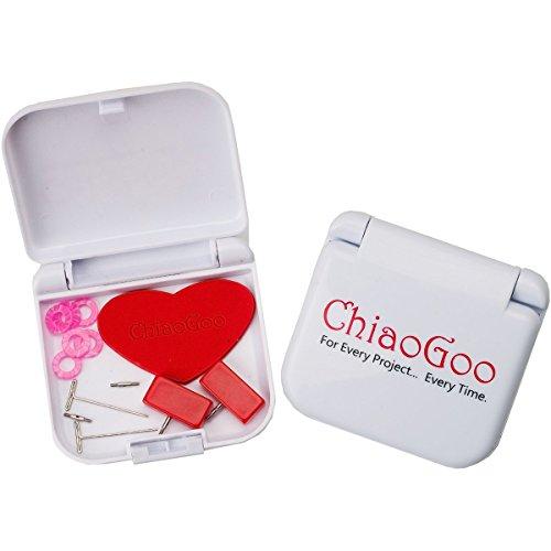 ChiaoGoo Twist Red Lace Mini Tools Kit-