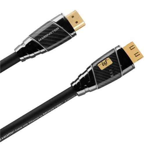 Monster Video ISF 1250HD Ultimate High Speed HDMI Cable-9 Ft.