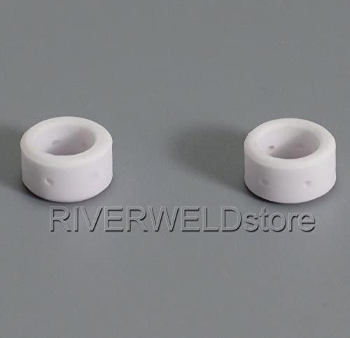 2pc x 33367 Swirl Ring for PT-23 /& PT-27 Plasma Cutters