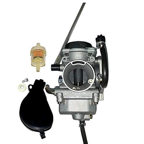 Carburetor Carb Repair Tools Kit Replacement for Kawasaki Bayou 400 KLF400B 4x4 1993-1995 by Topker (Image #7)