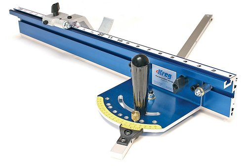 - Kreg KMS7102 Table Saw Precision Miter Gauge System