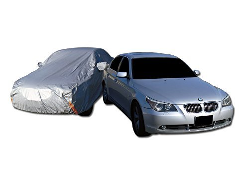 1996 Buick Coupe Regal - Universal Fit For Mid-Size Coupe / Sedan / Hatchback Car (Usually Length Of Car Not Exceeding More Than 4800mm) 4 LAYER UNIVERSAL WATERPROOF CAR COVER+MIRROR POCKET W/LIFE WARRANTY