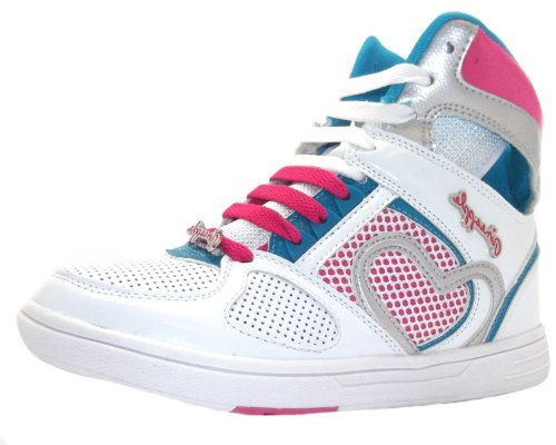 Pineapple  Cruise, Baskets mode pour femme Blanc blanc