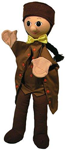 Au Sycomore - MA35002 - Marionnette à Main 35 cm - Guignol