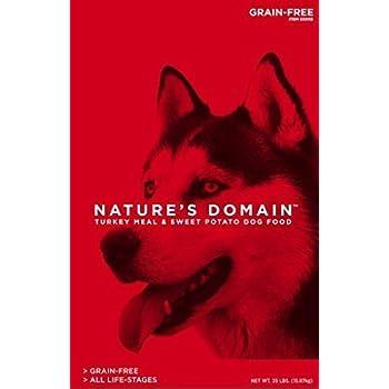 Nature S Domain Turkey Dog Food Reviews