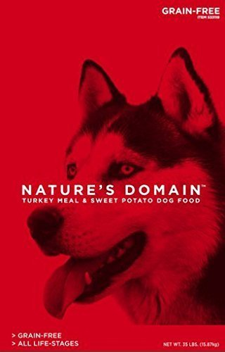 Kirklans Signature Nature'S Domain Turkey Dog Food, 35 Lb Review