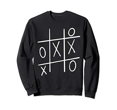 Funny Tic Tac Toe Halloween Shirt Noughts and Crosses Shirt Sweatshirt]()
